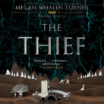 The Thief, audiobook from Libro.fm