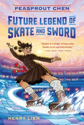 Peasprout Chen Future Legend fo Skate and Sword book cover