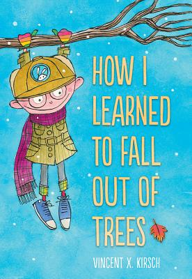 How I Learned To Fall Out of Trees book cover