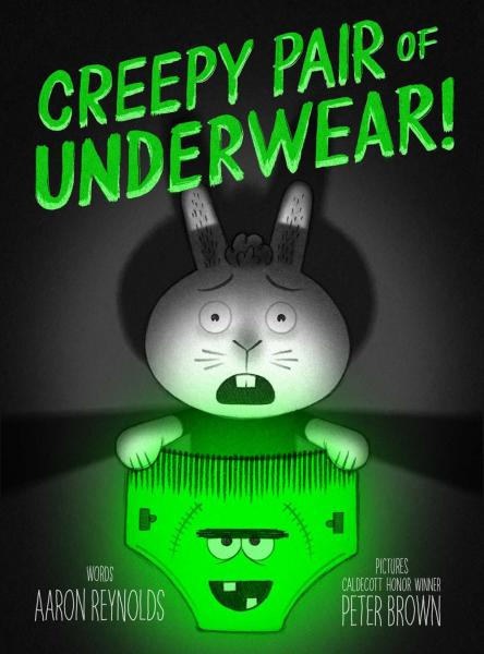 Storytime and booksigning for Creepy Pair of Underwear by Aaron Reynolds at Once Upon A Time Bookstore