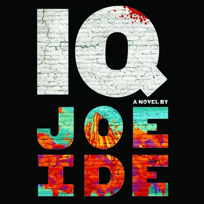 IQ audiobook cover and link to Libro.fm