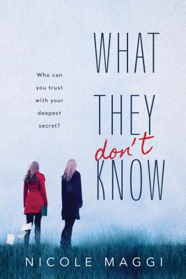 What They Don't Know book cover