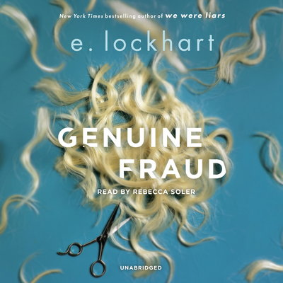 Genuine Fraud, audiobook from Libro.fm