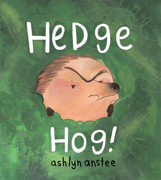 Hedgehog book signing with ashlyn anstee at Once Upon a Time Bookstore