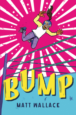 Bump book cover