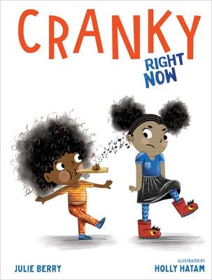 Cranky Right Now book cover