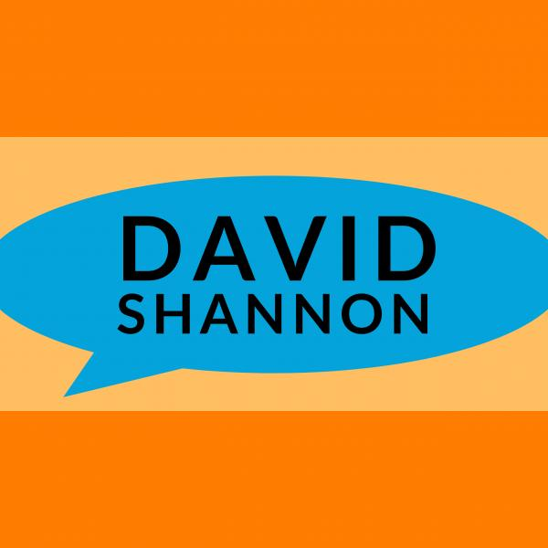 David Shannon Signed Books