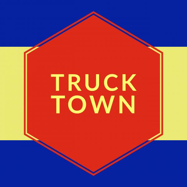 Trucktown books by David Shannon