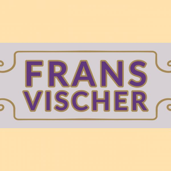 Frans Vischer Signed Books