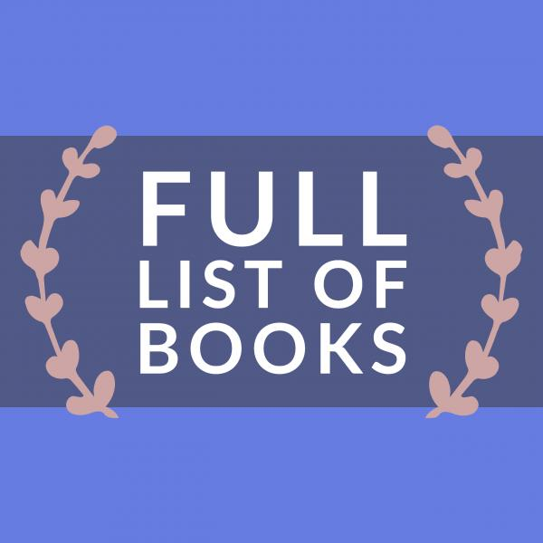 Full List of Books by Julie Berry