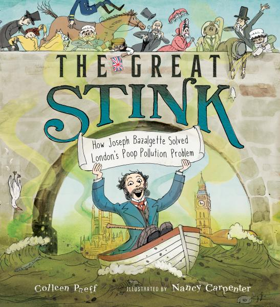 The Great Stink book cover