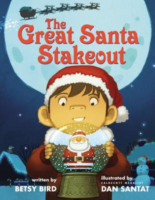 The Great Santa Stakeout book cover