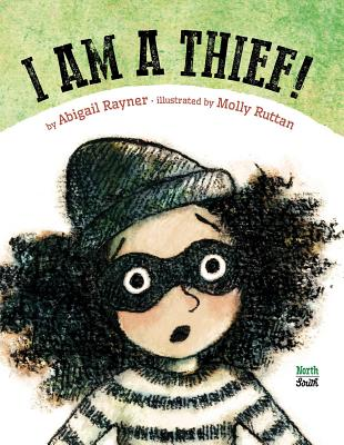 I Am a Thief book cover