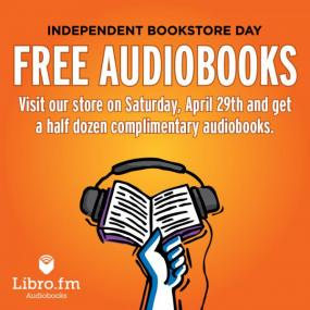 Once Upon A Time and Libro.fm Independent Bookstore Day Promotion