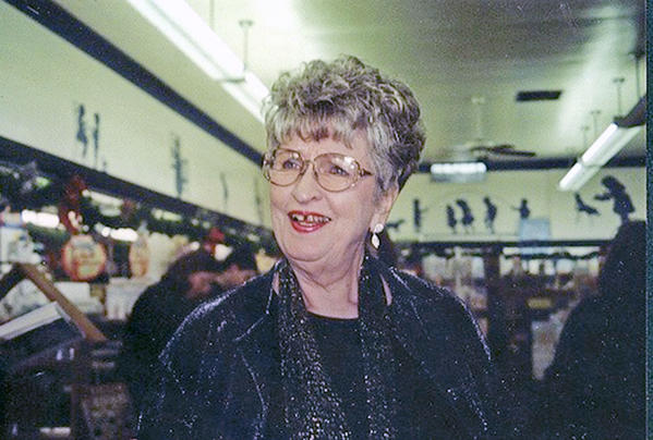Jane Humphrey Founder of Once Upon A Time Bookstore, photo curtesy of Glendale News Press