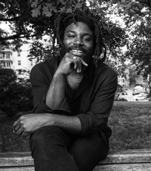 Jason Reynolds author photo by Ben Fractenberg