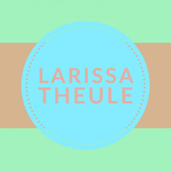 Larissa Theule Signed Books