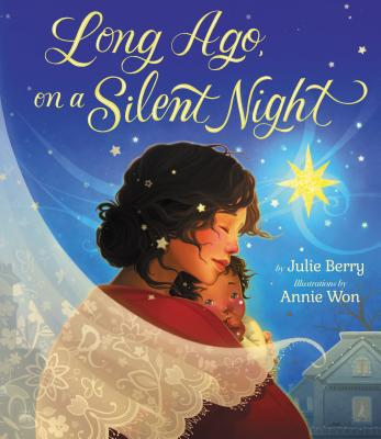 Long Ago on a Silent Night book cover