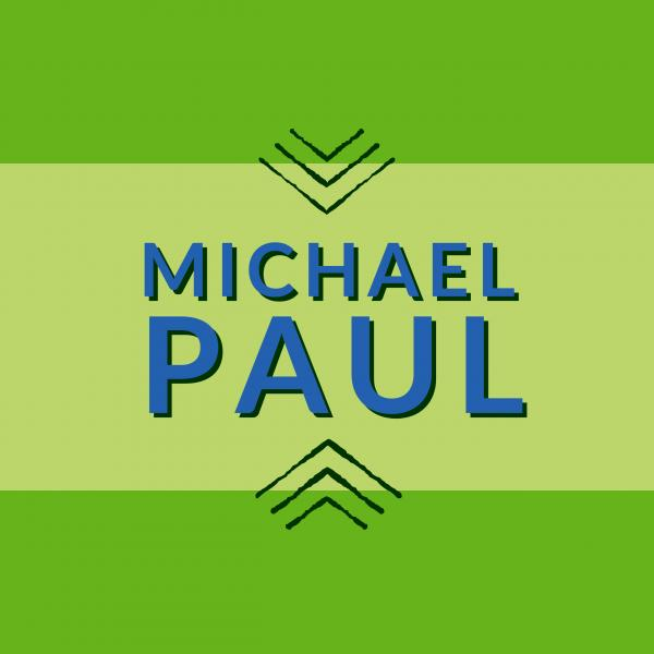 Michael Paul Signed Books