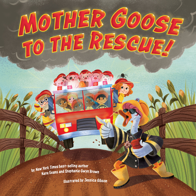 Mother Goose to the Rescue book cover