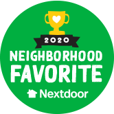 Once Upon A Time Bookstore is a Nextdoor Neighborhood Favorite 2020 Winner!