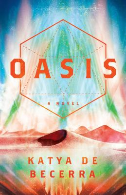 Oasis by Katya de Becerra book cover