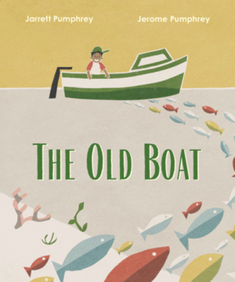 The Old Boat book cover