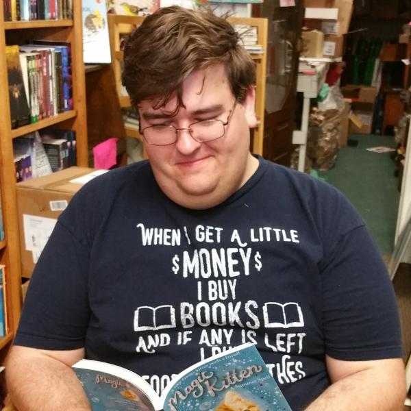 Pete Staff Picks from Once Upon A Time Bookstore
