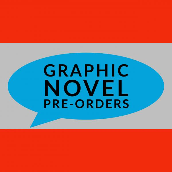 Graphic Novel Pre-orders from Once Upon A Time