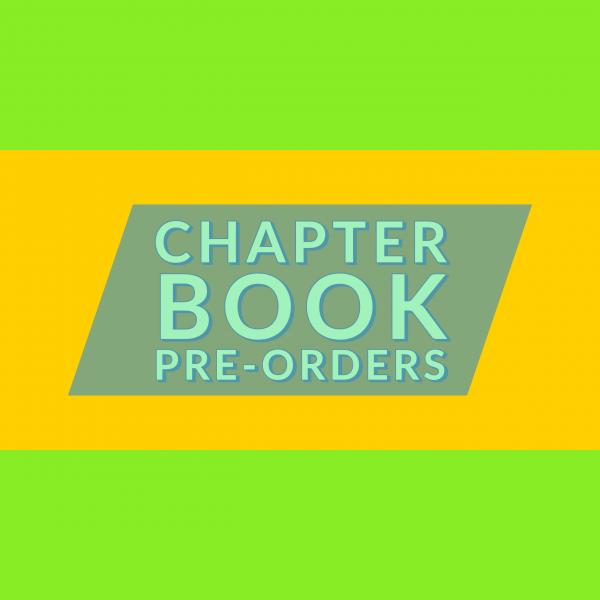 Chapter Book Pre-order from Once Upon A Time