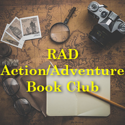 RAD Action/Adventure Book Club at Once Upon A Time Bookstore