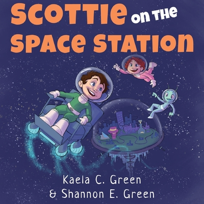 Scottie on the Space Station book cover