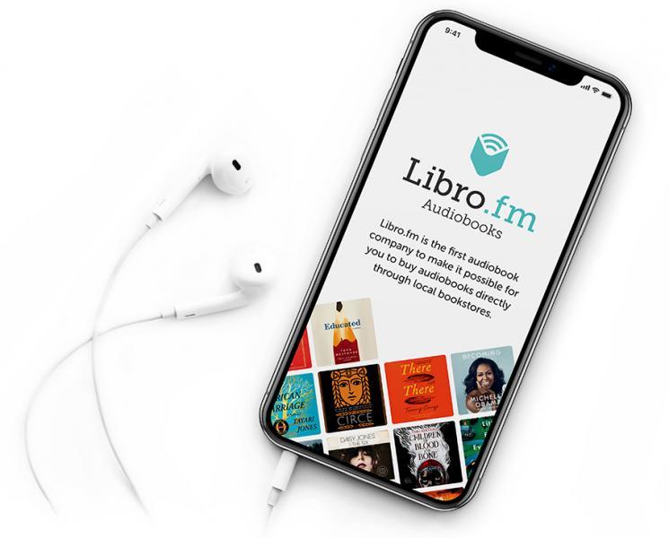 Libro.fm app