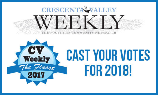 Crescenta Valley Weekly Cast Your Vote for 2018 CV Weekly The Finest